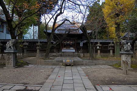名古屋東照宮拝殿