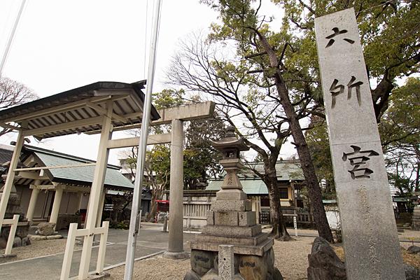 上飯田六所宮