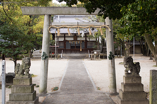 瀬古高牟神社