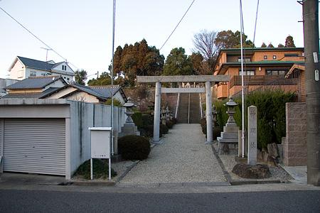 藤森神明社