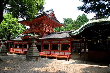 大須春日神社