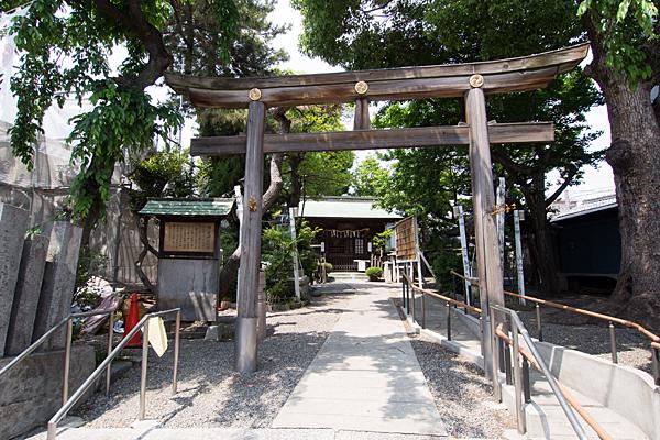 油江天神社