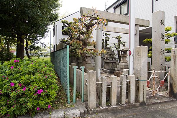 大瀬子秋葉神社
