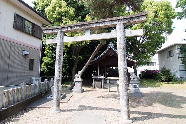 白山社・秋葉社(伏屋)