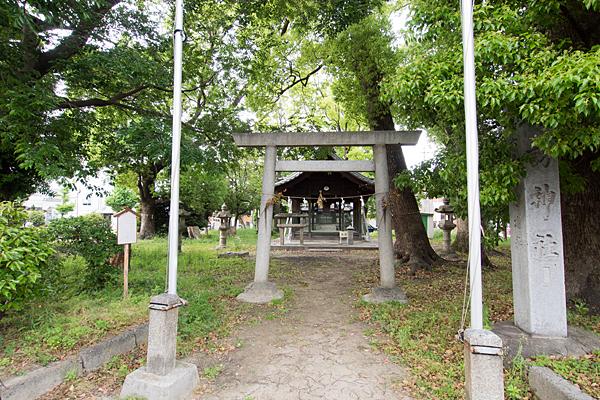 中村諏訪社