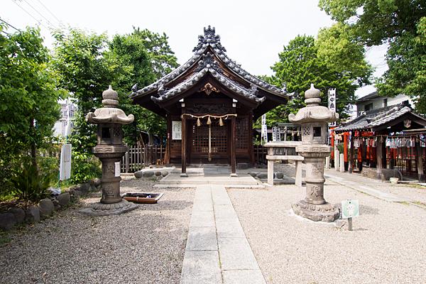 中島八幡社