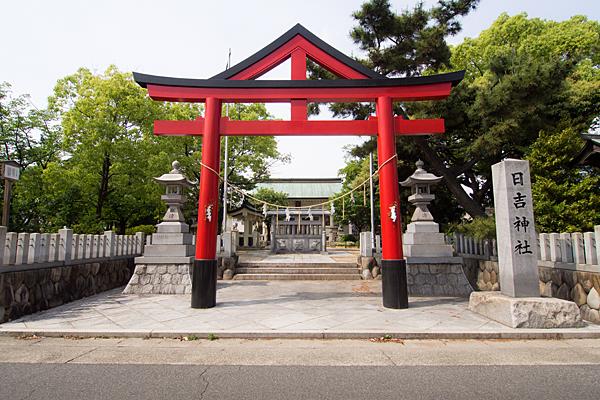 吉津日吉神社