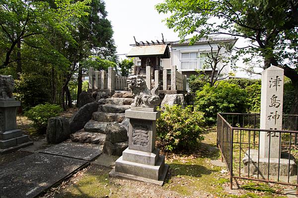 吉津津島神社