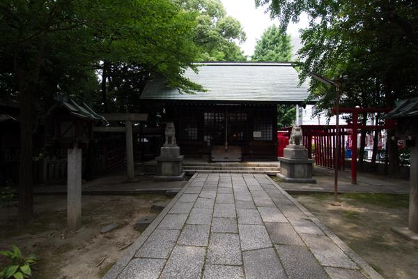 花車神明社