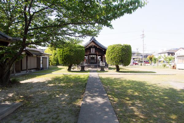 明徳町神明社