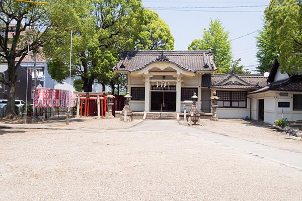 西古渡神社