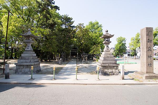 小碓知立神社