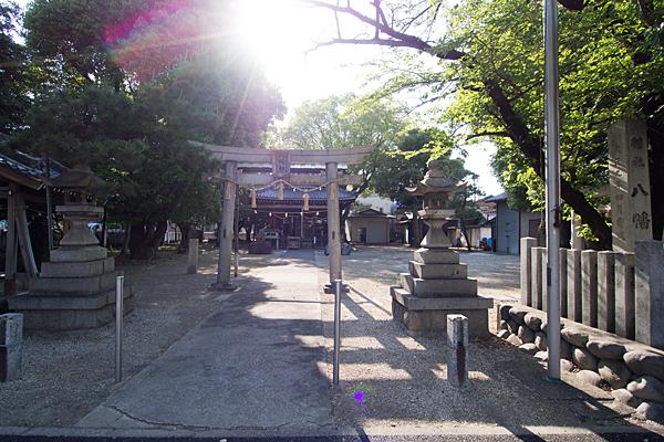 四女子八幡社