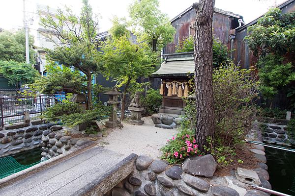太閤厳島神社