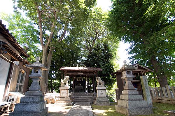 松原山神社