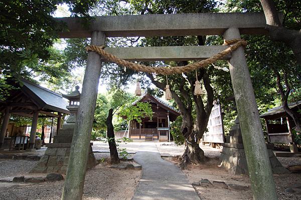 下山山神社