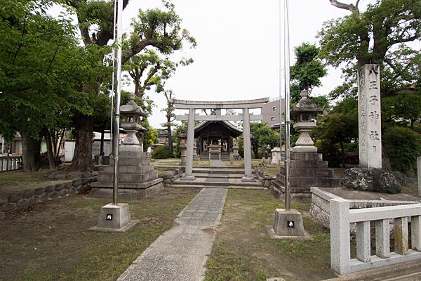 野田八王子神社