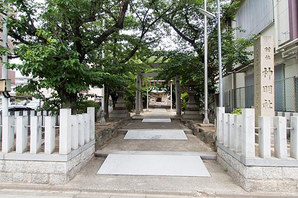 高畑神明社