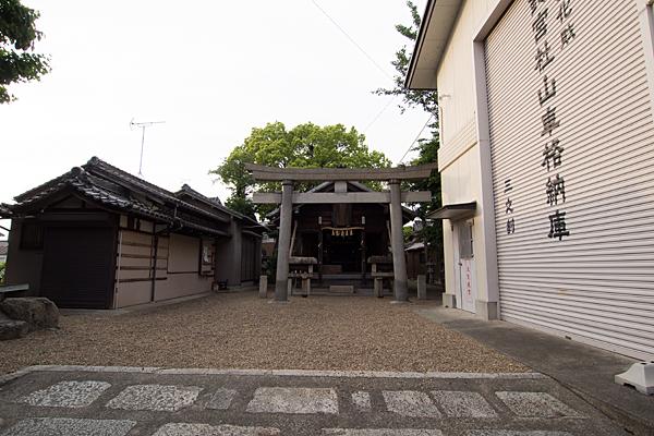 戸田鈴宮社
