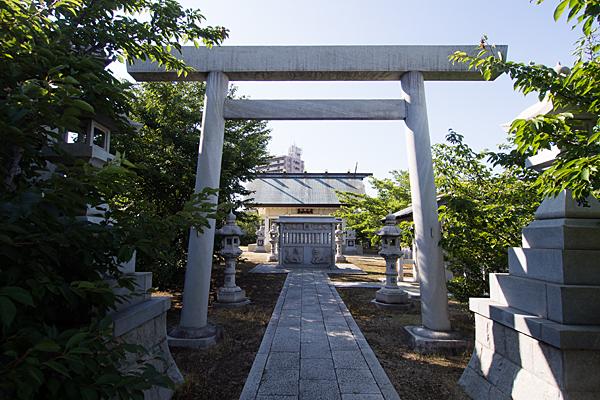 江松神明社