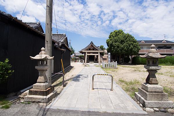 烏森神明社