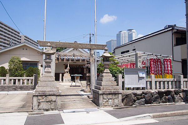 太閤白山社
