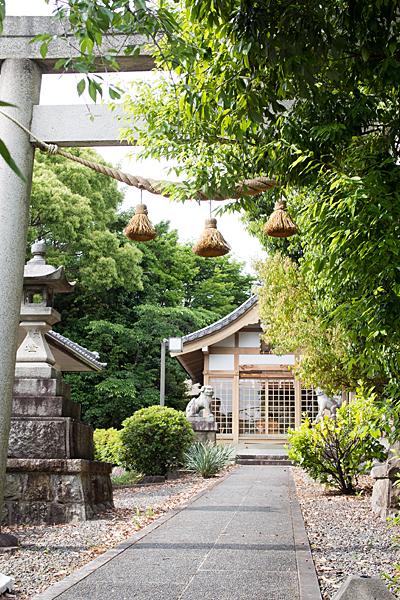 八事御嶽神社