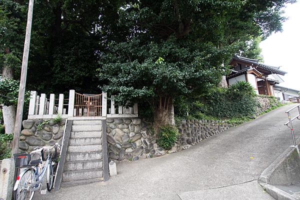 呼続法泉寺秋葉神社