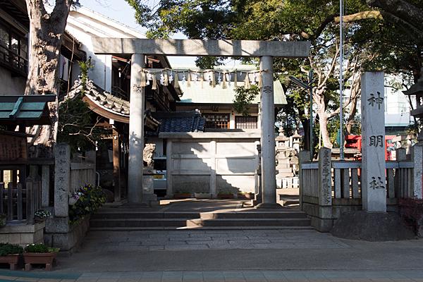 伊勢山神明社