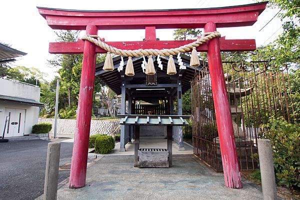 一社秋葉神社