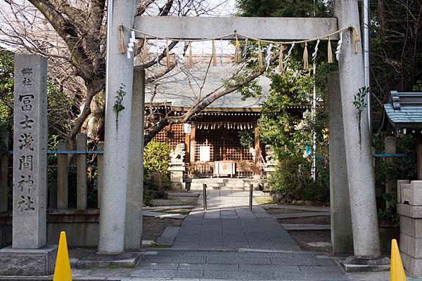 浅間町富士浅間神社