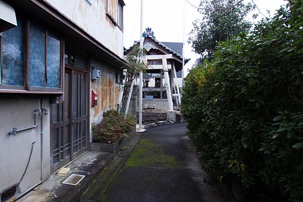 富田千音寺不明社