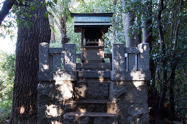 牧神社(島田城跡)
