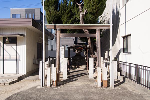 濱鶴ノ宮神社