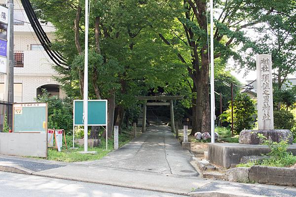 広路町須佐之男社