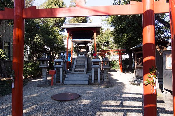 鹿島稲荷社