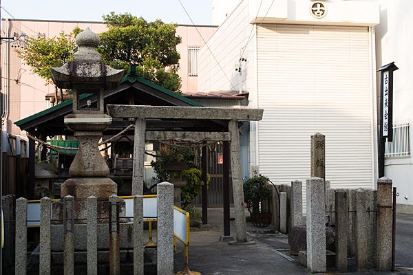 古出来東之切須佐之男神社