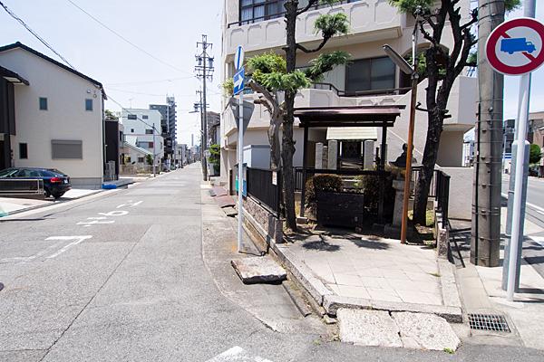 小坂町不明社