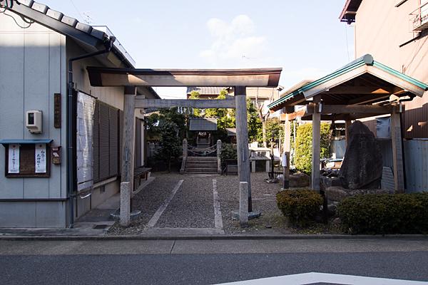 鳴浜町千鳥神社