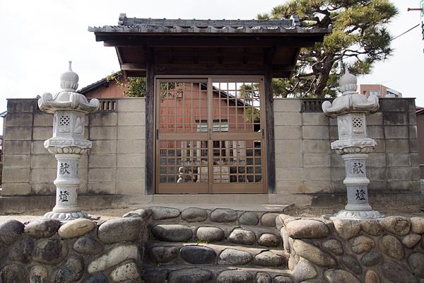 笠寺町大門秋葉神社