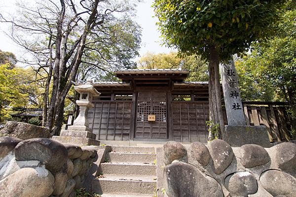 笠寺町市場秋葉神社