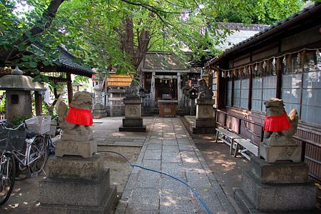那古野浅間神社(四間道)
