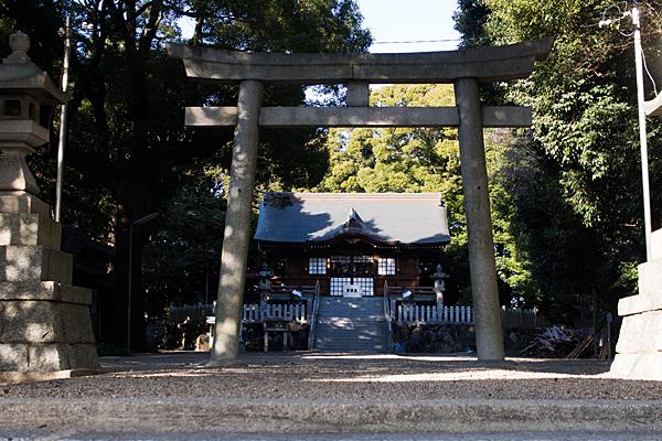 市場白山神社