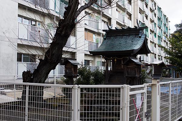 城北神社(宗像神社)