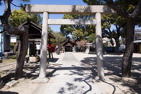 長三郎神明社(豊2)