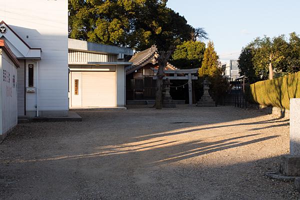 大永寺熊野社