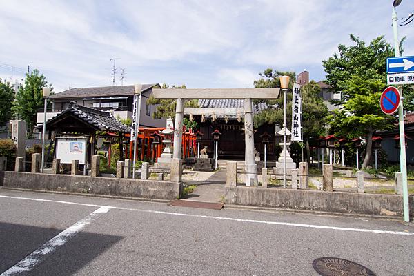上宿山神社