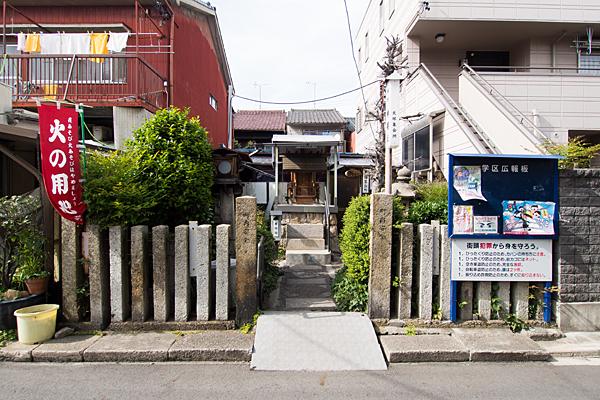 天塚町神明社