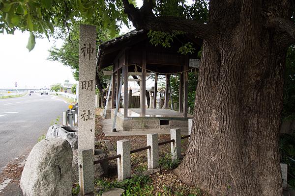 枇杷島神明社