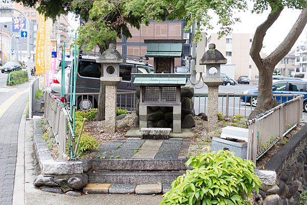 三番神社茶屋ヶ坂